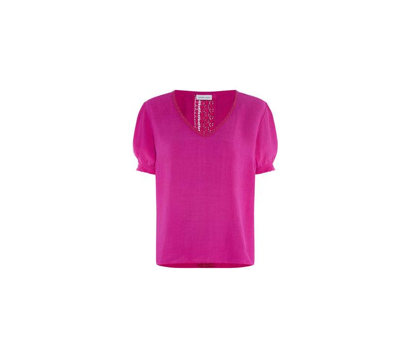 Fabienne Chapot Donna Top Bright Pink