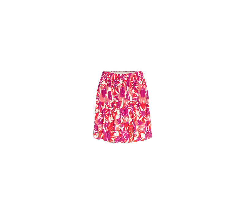 Fabienne Chapot Swoosie Skirt Hacienda Flaming Red/Bright P