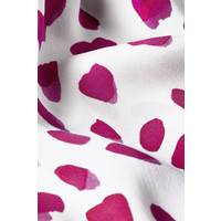 Fabienne Chapot Cora Skirt Happy Leopard Cream White/Cherry Red