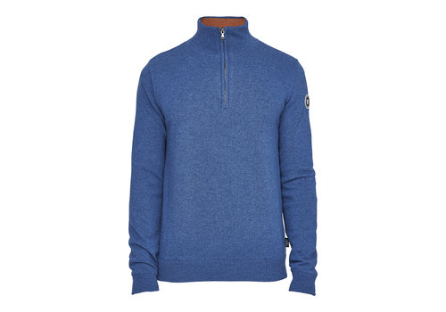 Holebrook Holebrook Stellan T-neck WP Dark Royal