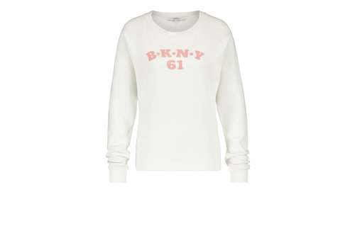 PENN&INK Penn & Ink Sweater Print F895 Barely Terracotta