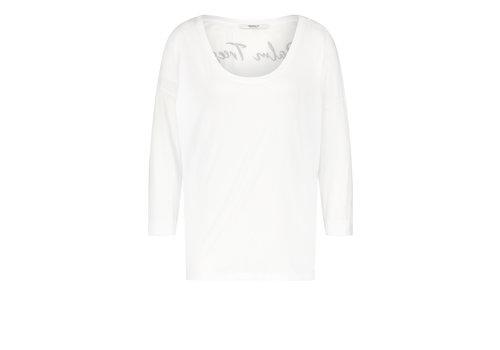 PENN&INK Penn & Ink T-shirt Print F867 White Pigeon