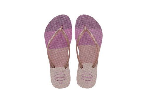 Havaianas Havaianas Flip Flop Women Slim Palette Glow Candy Pink