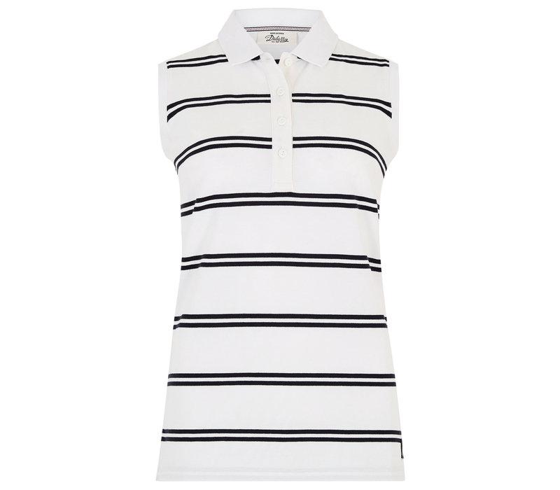 Dubarry Mohill Top Sleeveless White