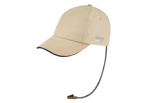 Dubarry Dubarry Paros Baseball Cap Stone