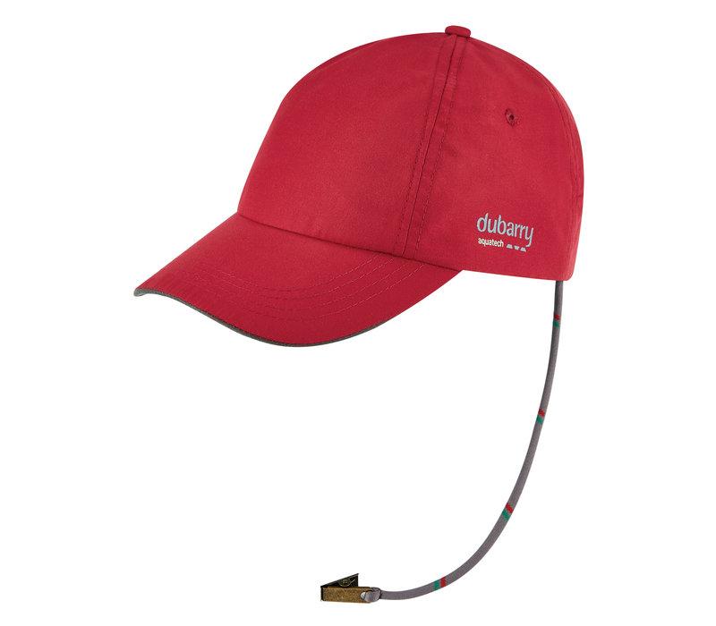 Dubarry Paros Baseball Cap Red