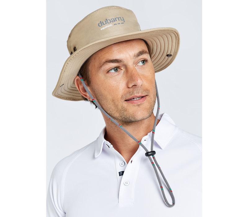 Dubarry Genoa Brimmed Sun Hat Stone