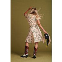 POM Amsterdam Dress Chameleon Dances Blush