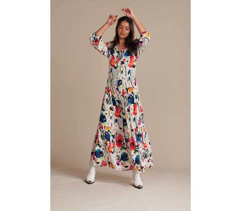 POM Amsterdam Dress Delicious Mess Ecru