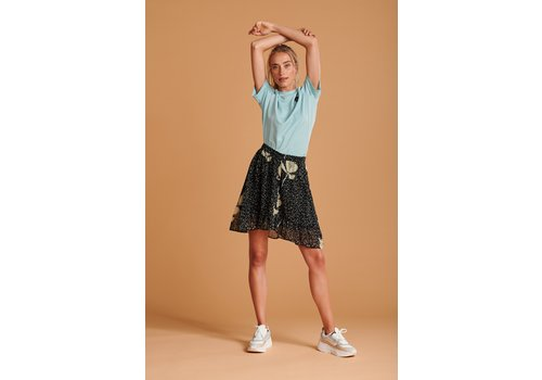 POM POM Amsterdam Skirt Artichoke Kisses Dark