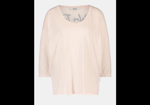 PENN&INK Penn & Ink T-shirt Print F867 Blossom Pigeon