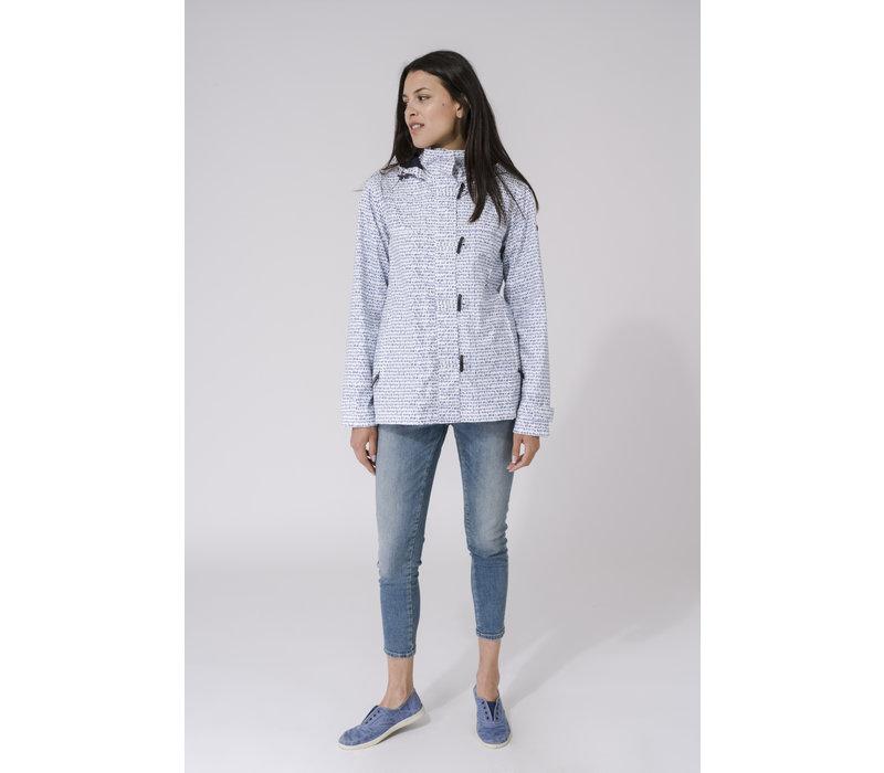Batela Raincoat  Striped Lining DT