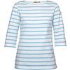 Batela Batela Navy Striped T-shirt Corde/Blue/Roi