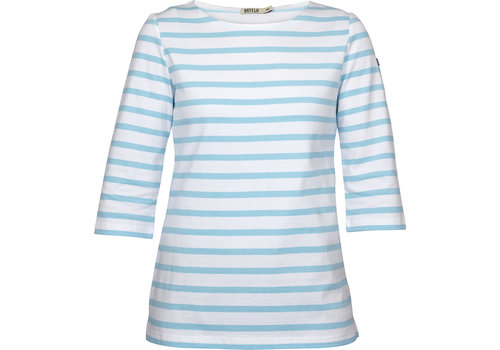 Batela Batela Navy Striped T-shirt Corde/Blue/Roi