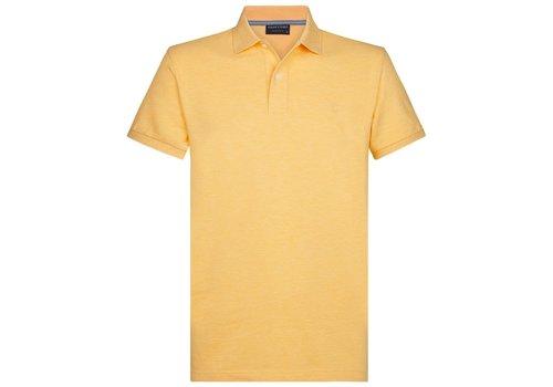 Profuomo Profuomo Polo Short Sleev Jamil Yellow