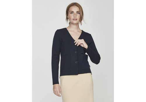 Holebrook Holebrook Ashley Jacket Navy