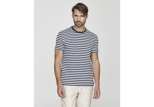 Holebrook Holebrook Robert Tee Navy/White