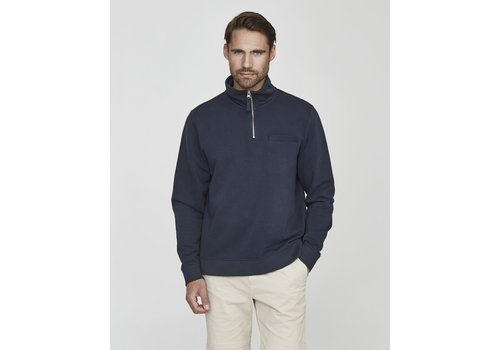 Holebrook Holebrook Rikard T-neck Navy