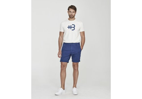 Holebrook Holebrook Ludde Shorts Dark Royal