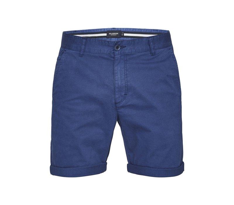 Holebrook Ludde Shorts Dark Royal