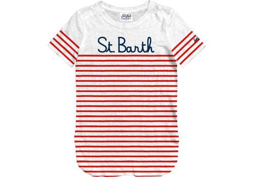 MC2 Saint Barth Mc2 Saint Barth Scarlett Crew Neck T-shirt Blino 141