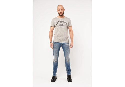Amsterdenim Amsterdenim Jeans Johan Tapered Slim Fit Blijburg L34