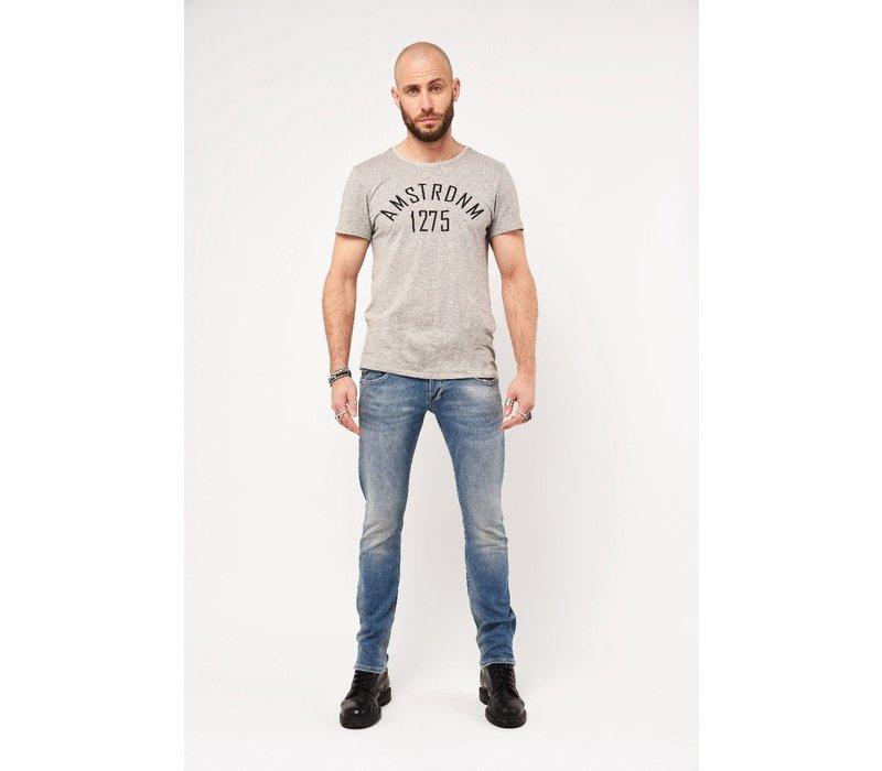 Amsterdenim Jeans Johan Tapered Slim Fit Blijburg L34