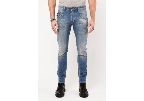 Amsterdenim Amsterdenim Jeans Johan Tapered Slim Fit Blijburg L32