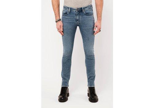 Amsterdenim Amsterdenim Jeans Jan Slim Fit Wijs Blauw L34