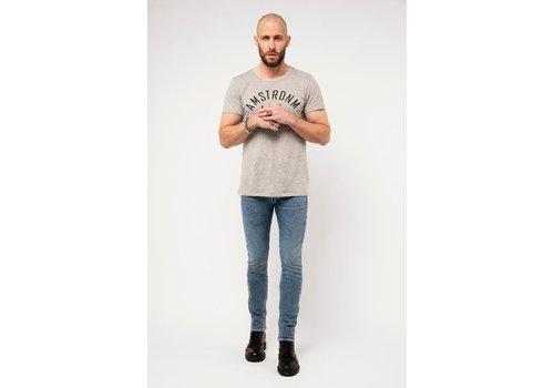 Amsterdenim Amsterdenim Jeans Jan Slim Fit Wijs Blauw L32