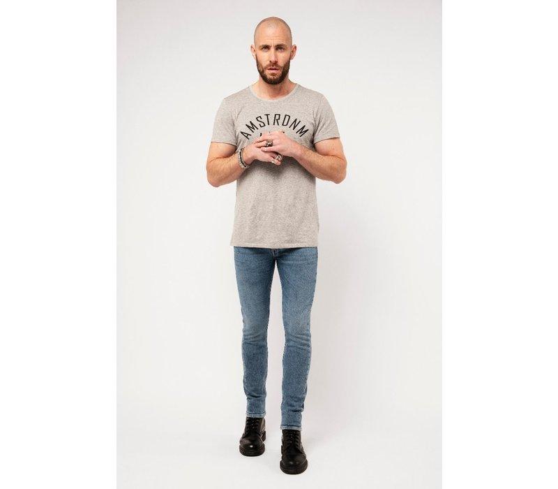 Amsterdenim Jeans Jan Slim Fit Wijs Blauw L32