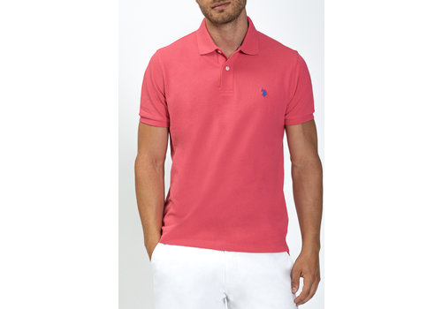 US Polo Institutional Polo Pink