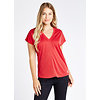 Dubarry Dubarry Laragh T-shirt V-neck Cardinal