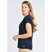Dubarry Laragh T-shirt V-neck Navy