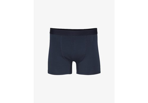 Colorful Standard Colorful Standard Classic Organic Boxer Briefs Navy Blue