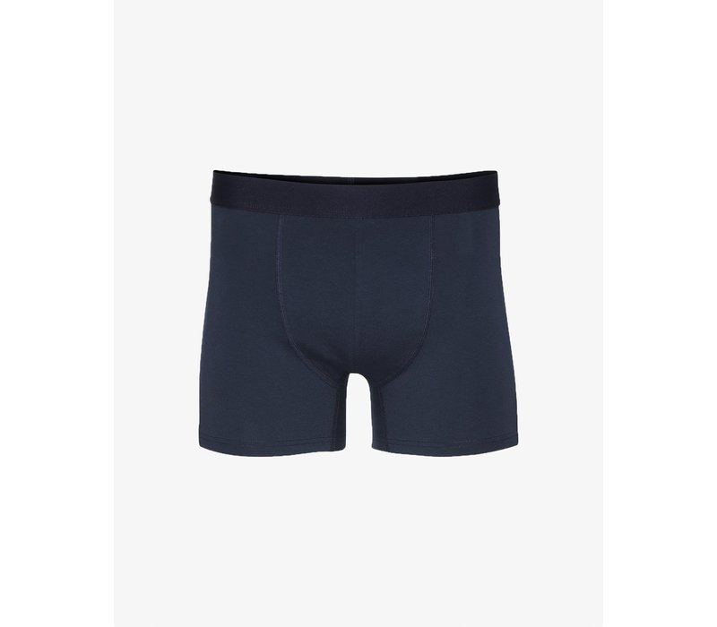 Colorful Standard Classic Organic Boxer Briefs Navy Blue