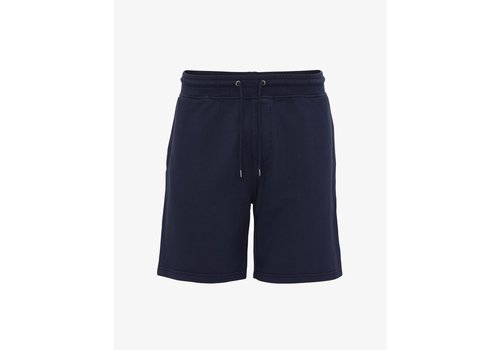 Colorful Standard Colorful Standard Classic Organic Sweatshorts Navy Blue