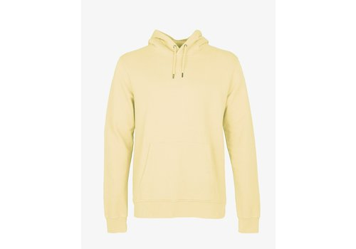 Colorful Standard Colorful Standard Classic Organic Hood Soft Yellow