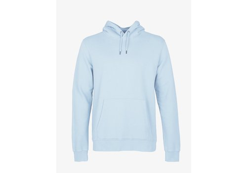 Colorful Standard Colorful Standard Classic Organic Hood Polar Blue