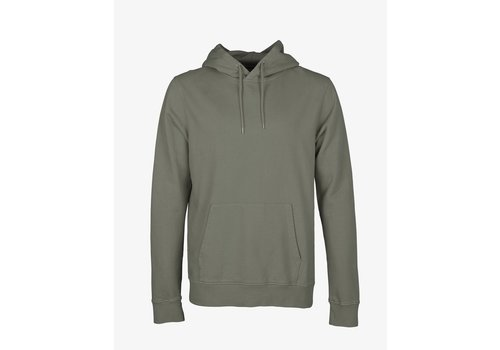 Colorful Standard Colorful Standard Classic Organic Hood Dusty Olive