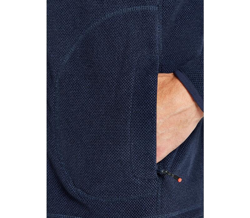 Dubarry Mustique Full-zip Fleece Navy