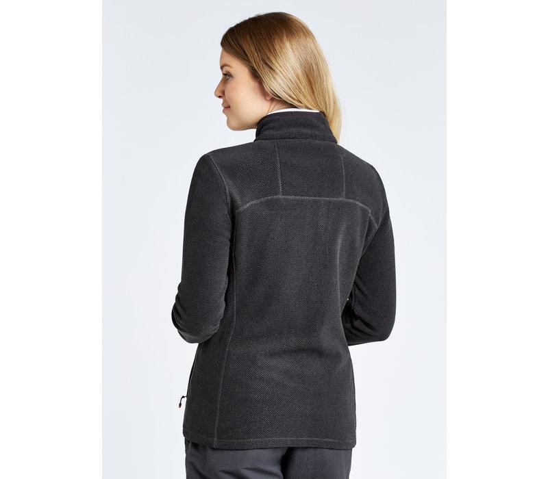 Dubarry Sicily Full-zip Fleece Graphite