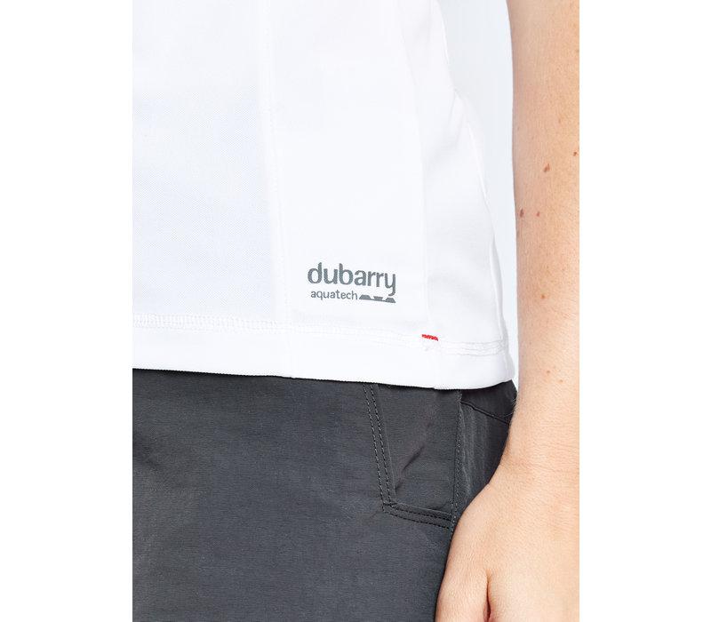 Dubarry Riviera Technical Polo White