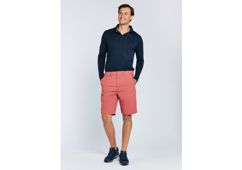 Dubarry Dubarry Cyprus Crew Shorts Imperial Red