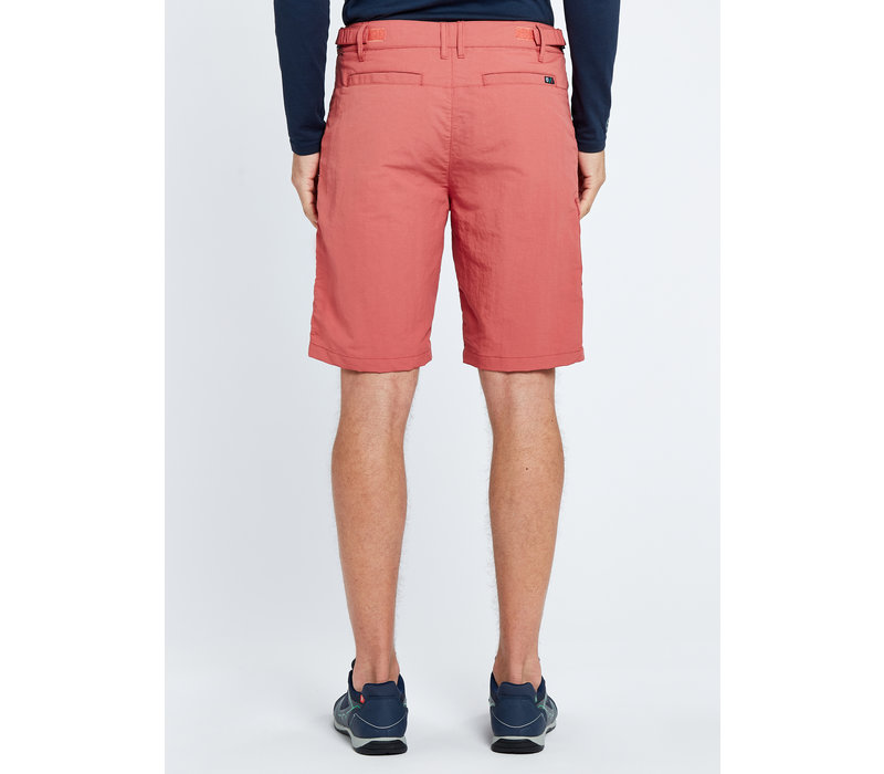Dubarry Cyprus Crew Shorts Imperial Red