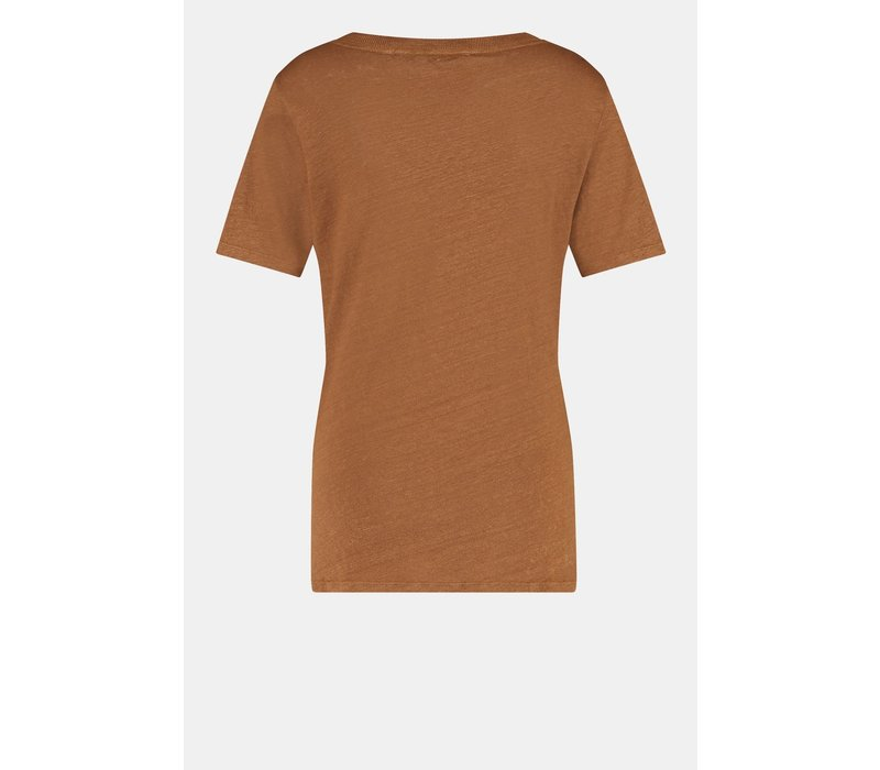 Penn & Ink T-shirt T588 LTD Lion