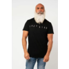Amsterdenim Amsterdenim T-shirt Free Bird Chest Print Black