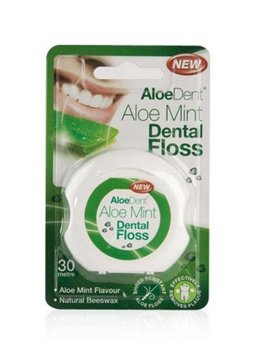 AloeDent Dental Floss 30 m