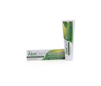 AloeDent Triple Action Tandpasta 100 ml