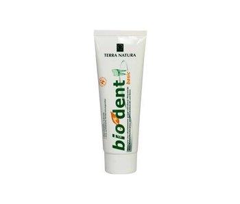 Biodent Stevia Tandpasta Basic 75 ml